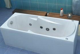 гидромассажная прямоугольная ванна дешево
