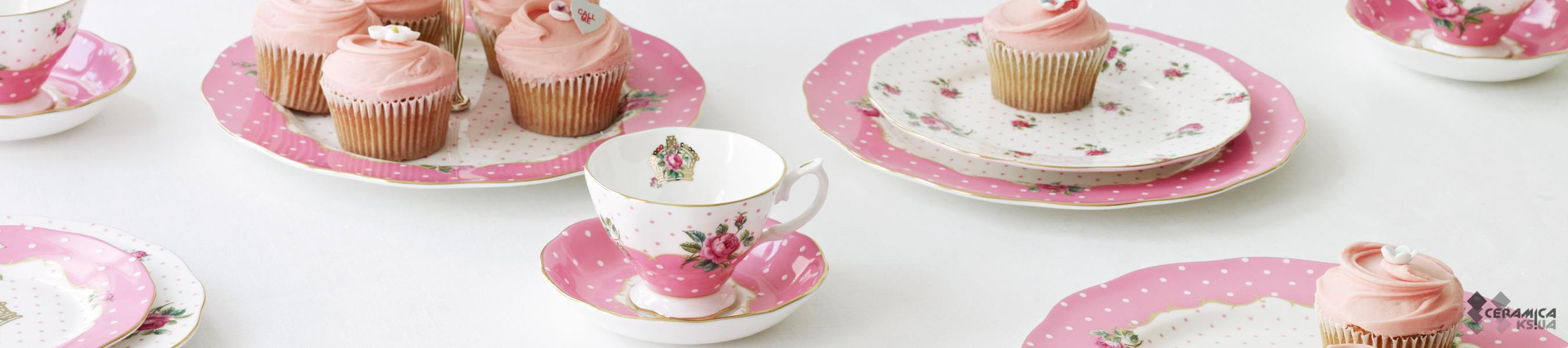 Посуда CHEEKY PINK Royal Albert