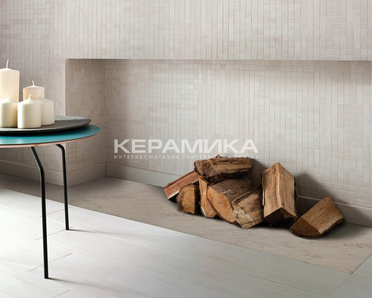Керамогранит ROVERE by My Way PARADYZ