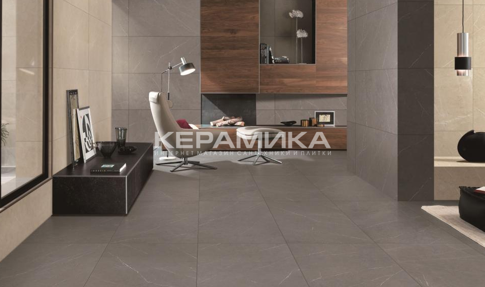 Керамогранит DARK MARRON ALMERA CERAMICS