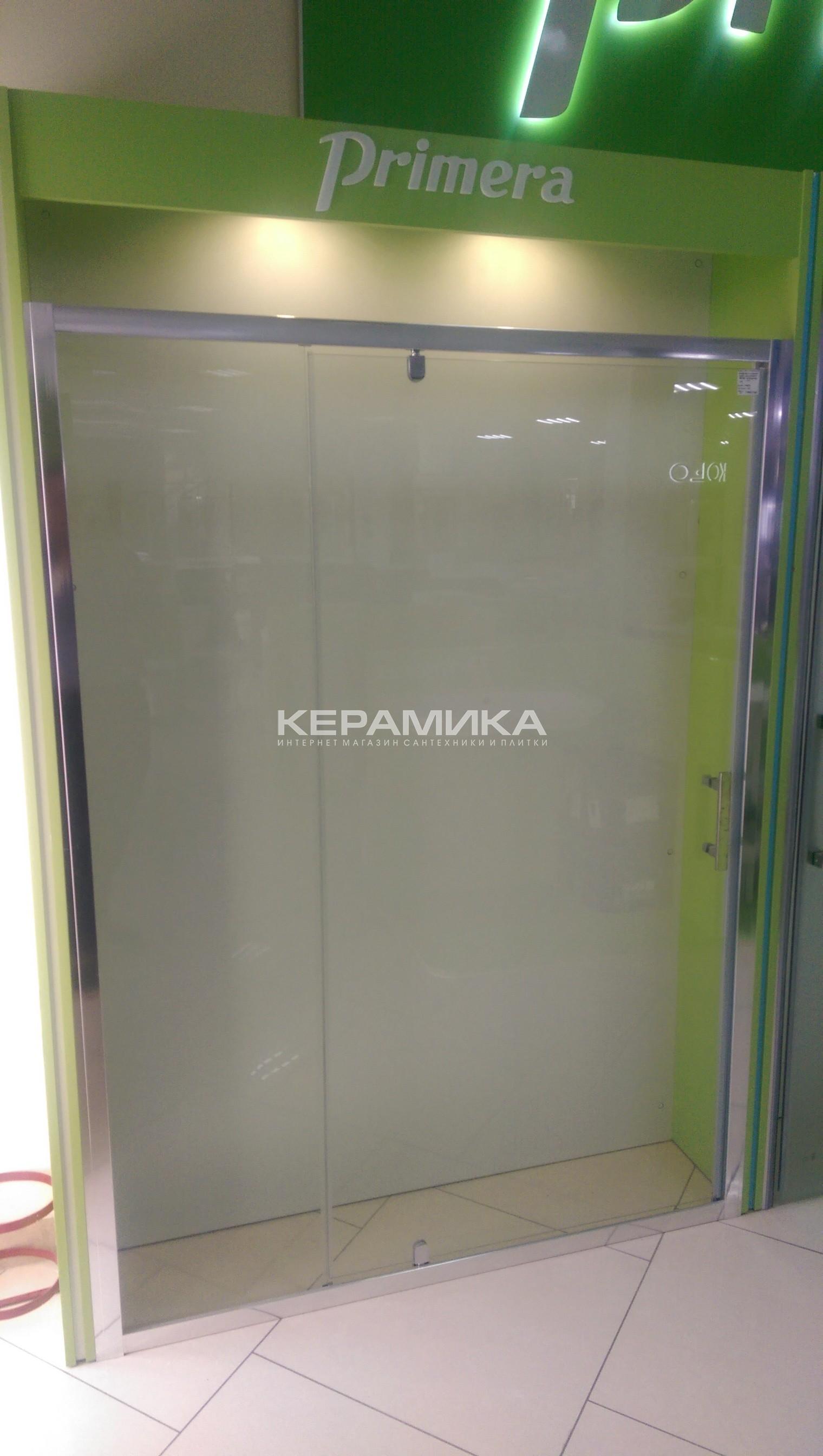 душевая дверь в нишу Frame Sdc1214 коллекция Primera