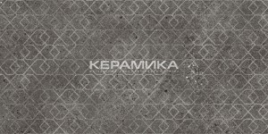 Керамогранит Decorado design lux 90 graphite